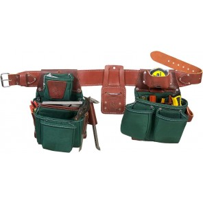 Occidental Leather 8089 OxyLights 7 Bag Framer Tool Belt Set