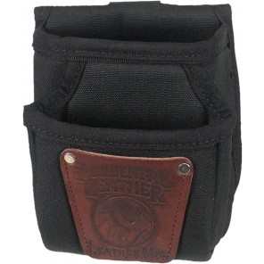 Occidental Leather 9502 Clip-On Double Pouch