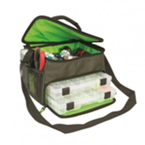 Wild River WN3637 Multi-Tackle Dual Compartment Medium Bag Without Trays