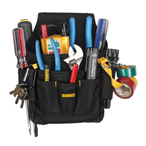 DeWalt DG5103 Small Maintenance Electrician's Pouch