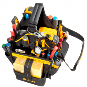 DeWalt DG5582 11 in. Electrical Maintenance Tool Carrier with Parts Tray