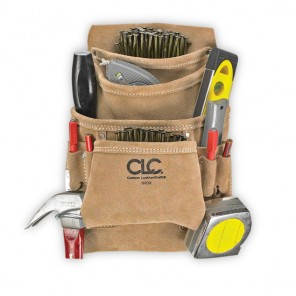 CLC I923X 10 Pocket Carpenter's Nail & Tool Bag