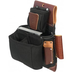 Occidental Leather B8064 OxyLights Fastener Bag with  Double Outer Bag