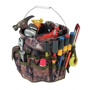 BucketBoss 85030 Camo BTO Backpack
