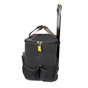 CLC L258 17 inch 17 Pocket Roller Bag with Light Handle