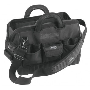 BucketBoss 64018 Pro Gatemouth 18 Tool Bag