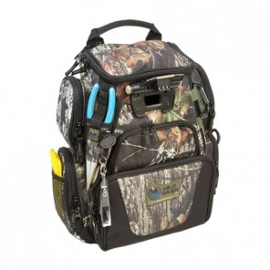 Wild River WCN503 Tackle Tek Recon LED Lit Compact Camo Backpack