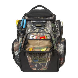 Wild River WCT604 Tackle Tek Led Lit Camo Backpack