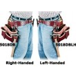 Occidental Leather 5018DBLH left right hand img