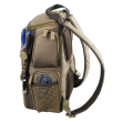 Wild River WT3503 Tackle Tek Recon - Lighted Compact Backpack -side