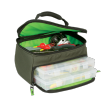 Wild River WT3535 Multi-Tackle Dual Compartment Small Bag With Two #3500 Style Trays